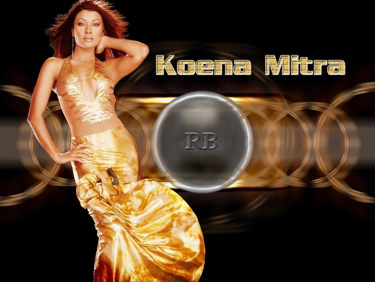 Koena Mitra Latest Sexiest Gorgeous Wallpaper