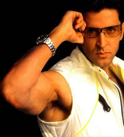 Hrithik Roshan Hot Stylist Film Pic