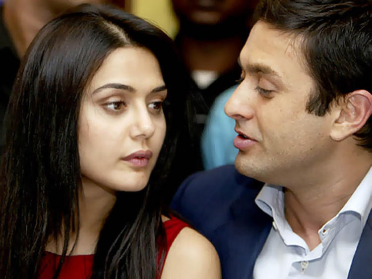 Preity Zinta Cute Face Still