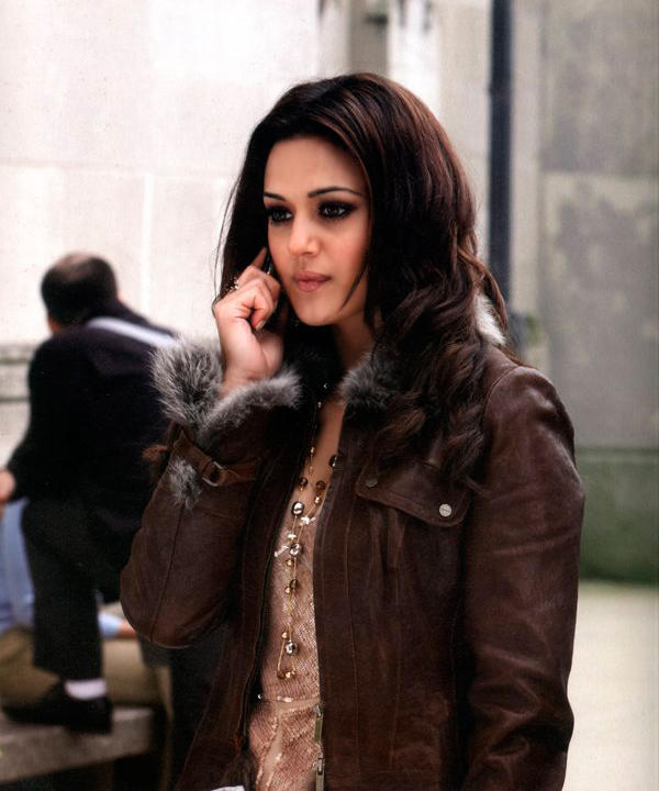 Preity Zinta In kabhi alvida na kehna