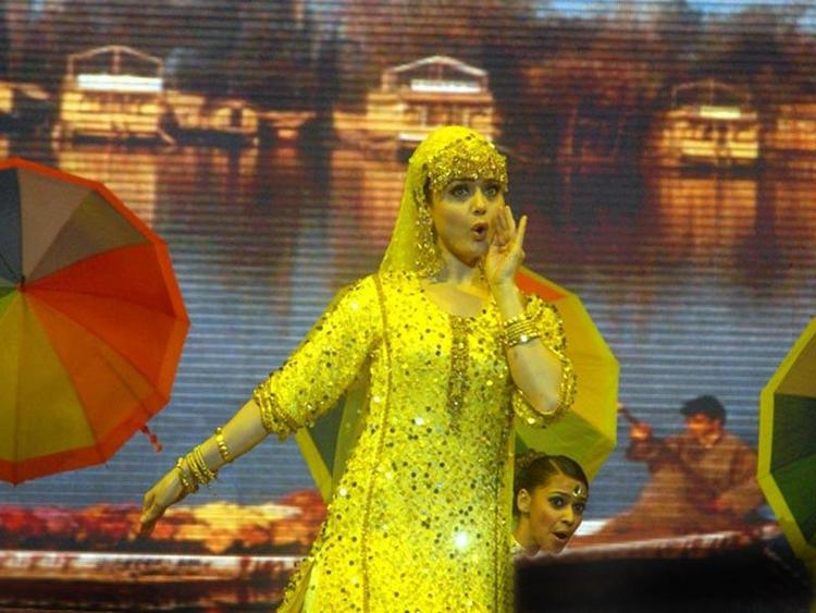 Preity Zinta in Mission Kashmir