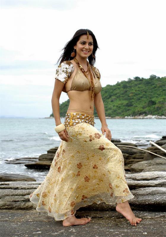 Shraddha Arya Sexy Posing Photo Shoot