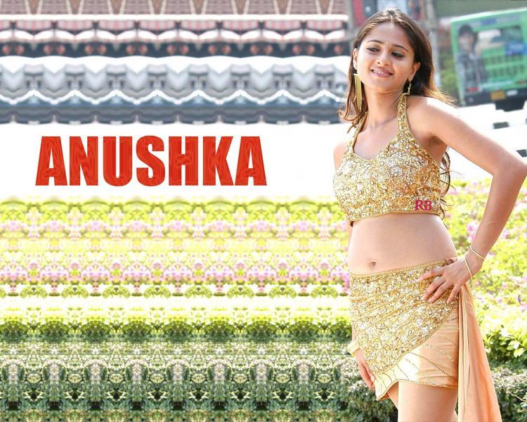 Anushka Shetty Hot Stunning Wallpaper