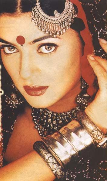 Sushmita Sen In Rajastani Look Wallpaper
