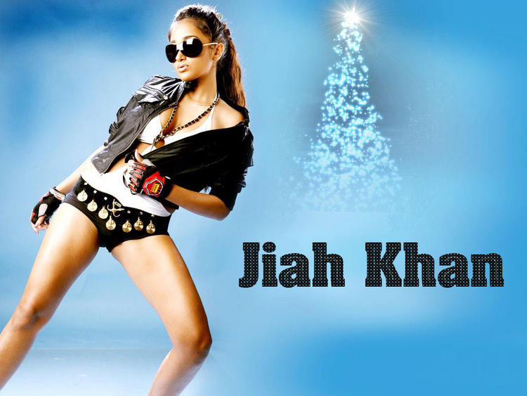 Jiah Khan Hot Stylist Wallpaper