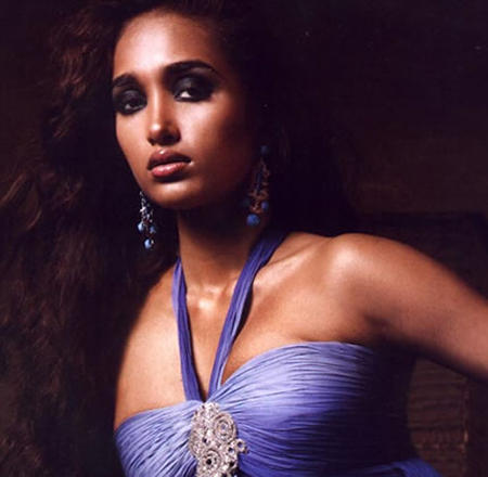 Jiah Khan Latest Boldest Look