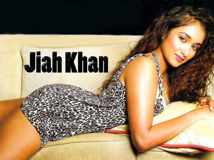 Jiah Khan Latest Glamour Still