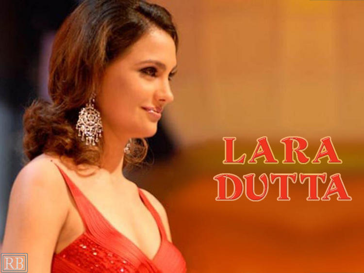 Gorgeous Diva Lara Dutta Wallpaper