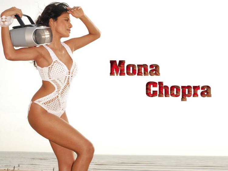 Mona Chopra Masala Wallpaper
