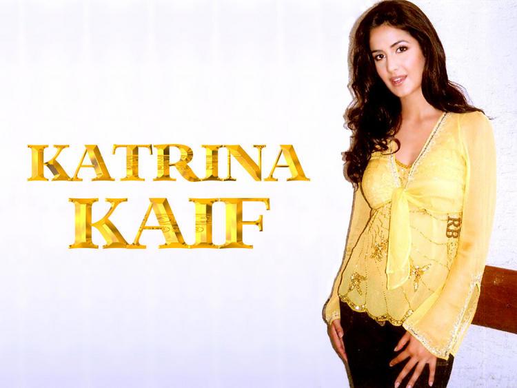 Sizzling Babe Katrina Kaif Wallpaper