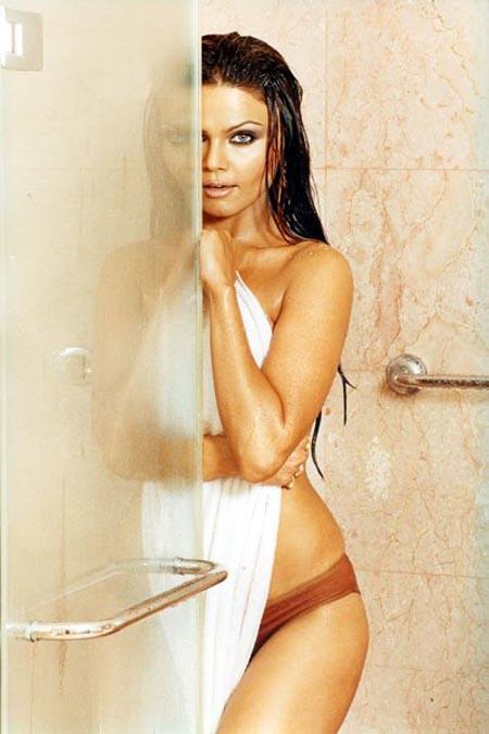 Rakhi Sawant in Bikini Still