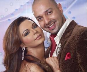 Sweetest Couple Rakhi Sawant and Elesh Pic