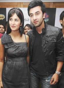 Ranbir Kapoor and Katrina Latest Still