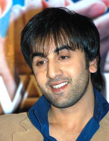 Ranbir Kapoor Sweet Smile Photo