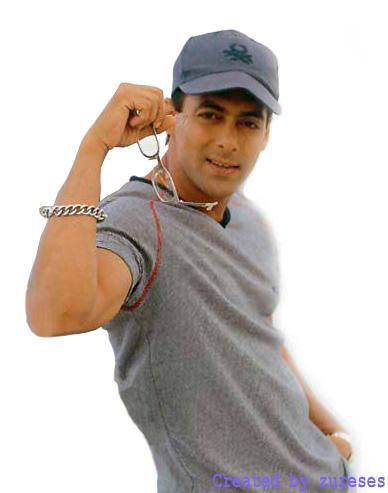 Bollywood Hunk Salman Khan Stylist Still