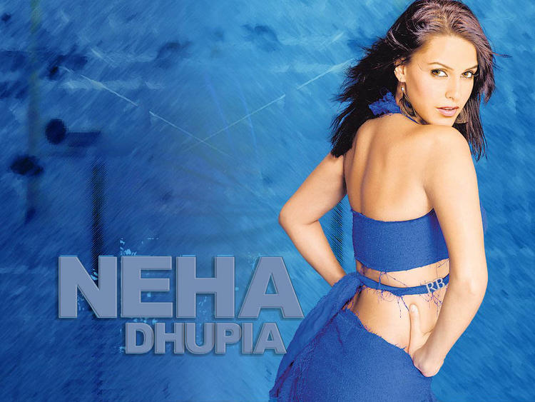 Neha Dhupia Latest Sexiest Wallpaper