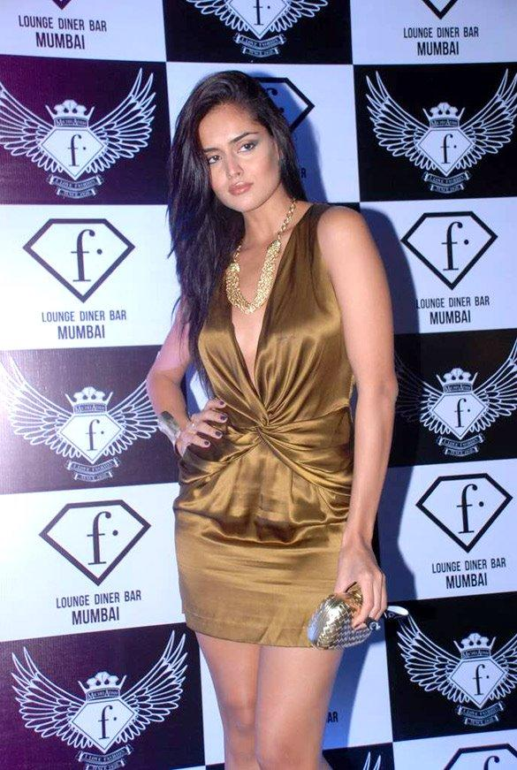 Celebs at F Bar Launch Event