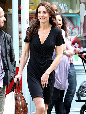 Kate Middleton Shopping Still