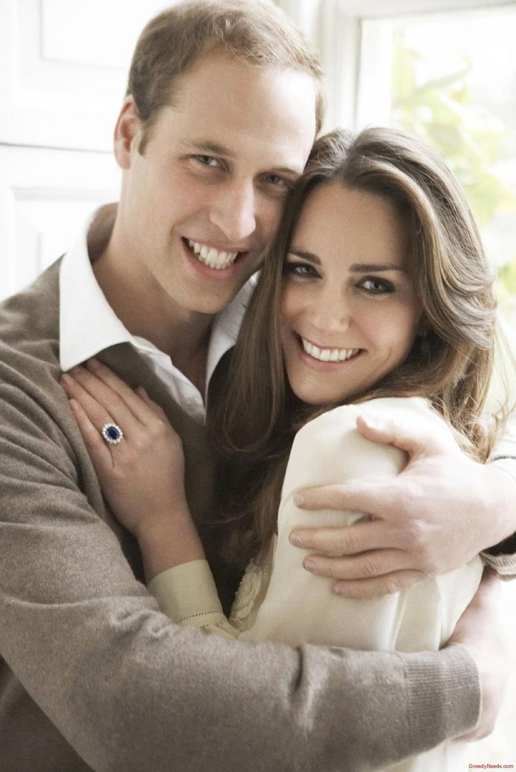 Prince William and Kate Middleton Sweet Still