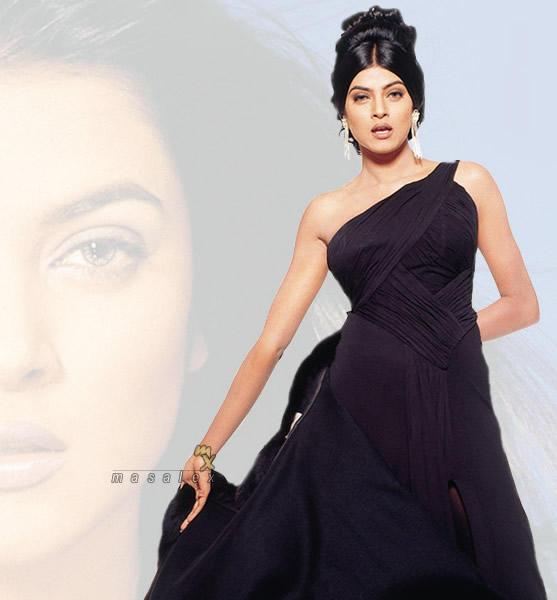 Hottie Sushmita Sen Amazing Gown Pic
