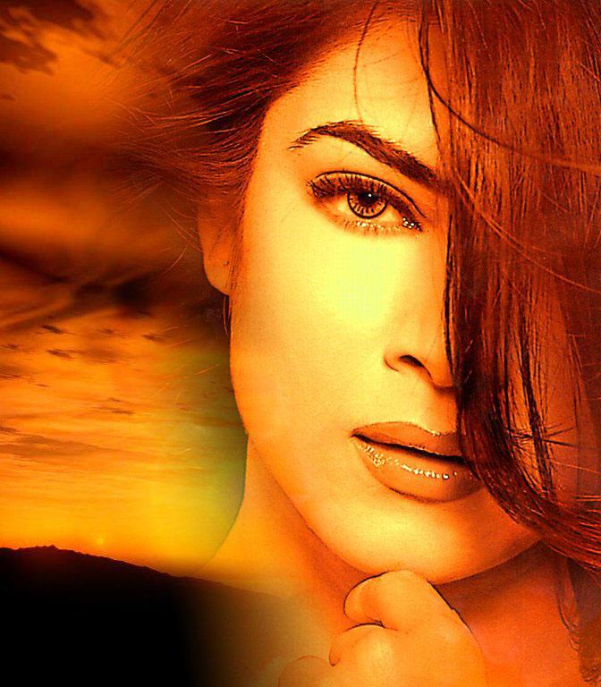 Sushmita Sen Hot Eyes Look Still