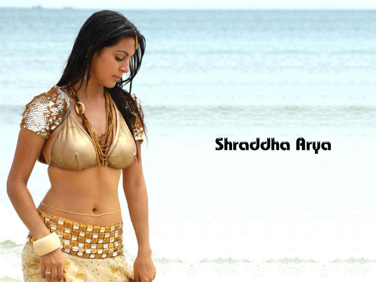 Shraddha Arya Sexy Photo Shoot