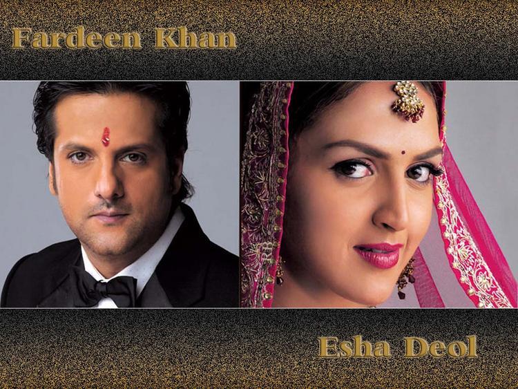 Esha Deol And Fardeen Khan Wallpaper