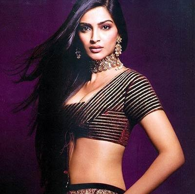 Sonam Kapoor Bold Look Photo Shoot