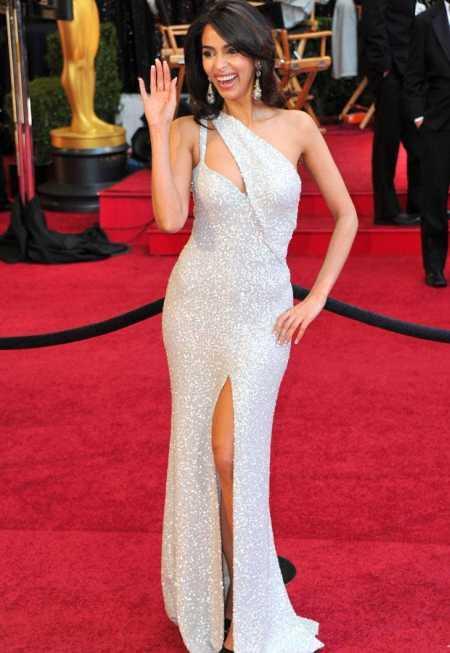 Mallika Sherawat in 83rd Oscar Awards Ceremony