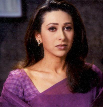 Karishma Kapoor Nice Look In Saree