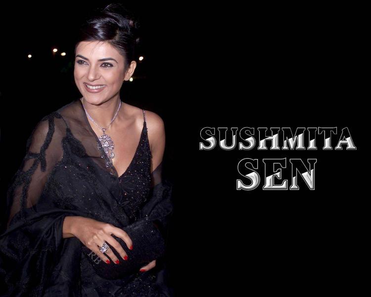 Sushmita Sen Bold Wallpaper