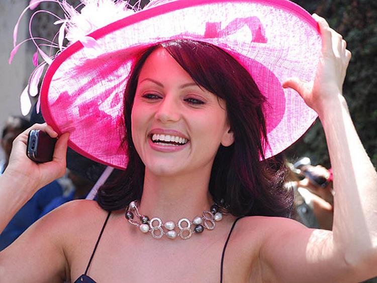 Yana Gupta Cute Smiling Face Still