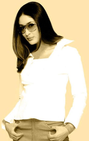 Kareena Kapoor Stylist Photo Wearing Goggles