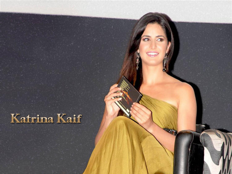 Katrina Kaif Looking Very Shinning
