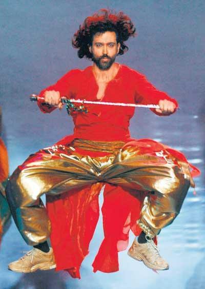 Hrithik Roshan Latest Pic