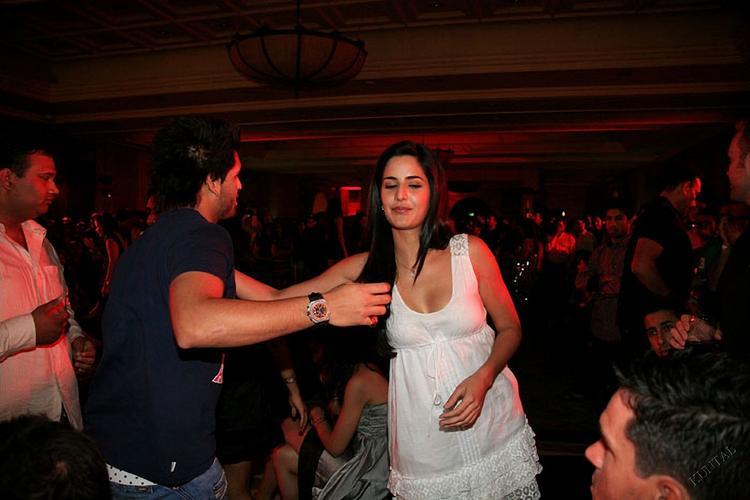 Katrina Kaif Photo In White Dress