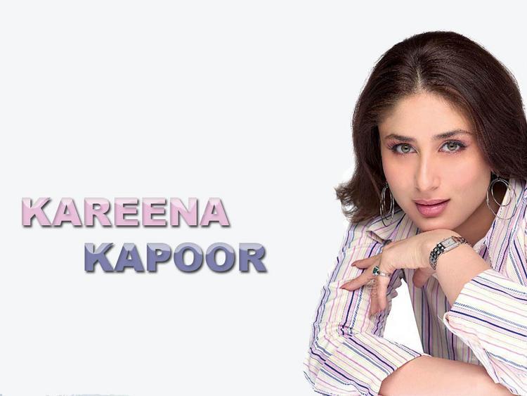 Kareena Kapoor Fairy Face Look Wallpaper