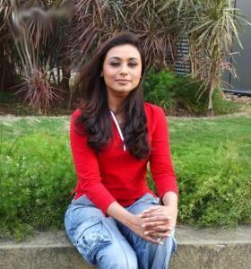Rani Mukherjee Simple Look Stills