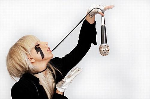 American Pop Singer Lady Gaga Photo