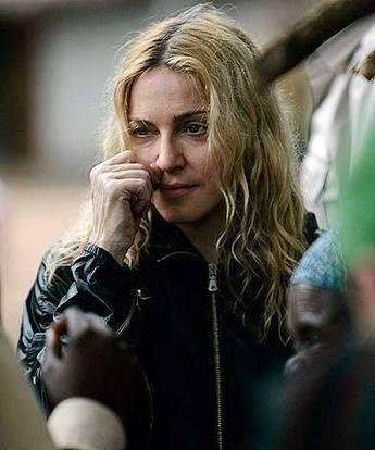 Famous Singer Madonna Still