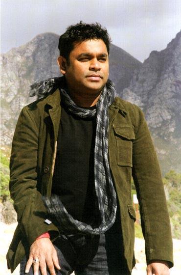Best Musician A R Rahman Stunning Pic