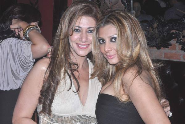 Rukshana And Ramona Smiling Pic