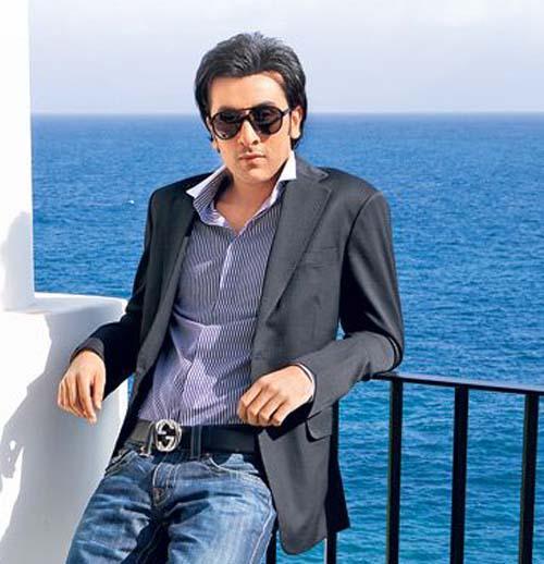 Handsome Ranbir Kapoor Cute Stills