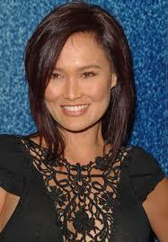 Tia Carrere Sweet Smiling Face Look Stills