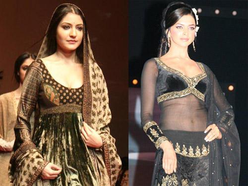 Gorgeous Anushka Sharma Walk The Ramp
