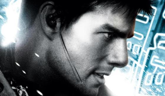 Tom Cruise Angry Look Pic