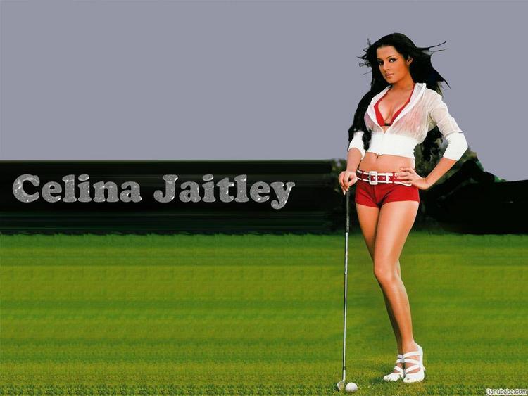 Stylist Celina Jaitley Wallpaper Pic