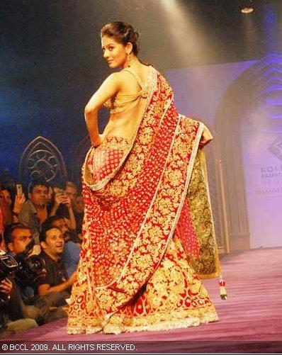 Amrita Rao Walk Ramp For Manish Malhotra