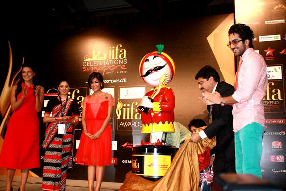 The Inaugural Press Conference Flagged Off The IIFA Weekend