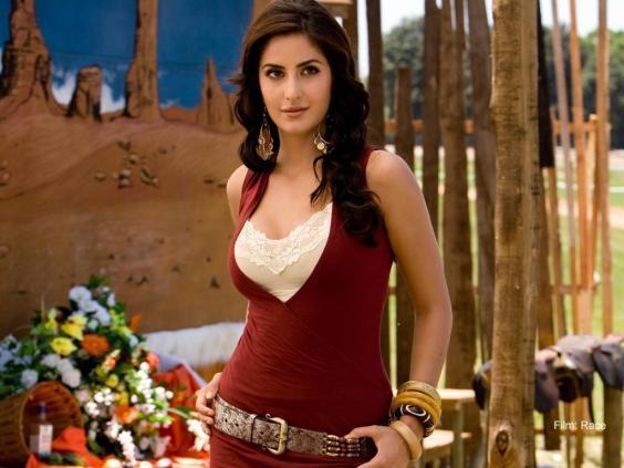 Bollywood Actress Katrina Kaif In Latest Fashion Clothig